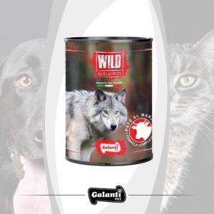 Wild Dog 400gr Manzo